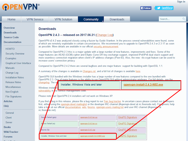 Lan to lan ssl vpn
